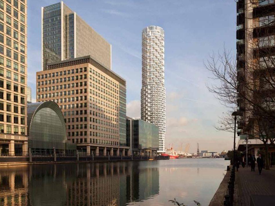 Canary Wharf A1 Building
